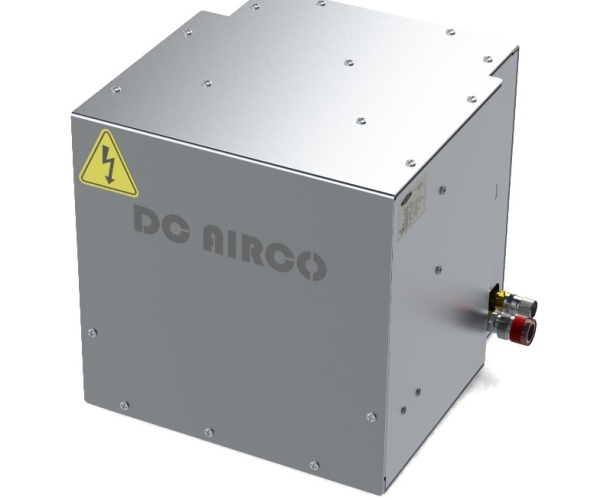 DC5020 - Battery Chiller/Heat-Pump liquid to Air 360Vdc (200-420Vdc) or 540Vdc (400-800Vdc)