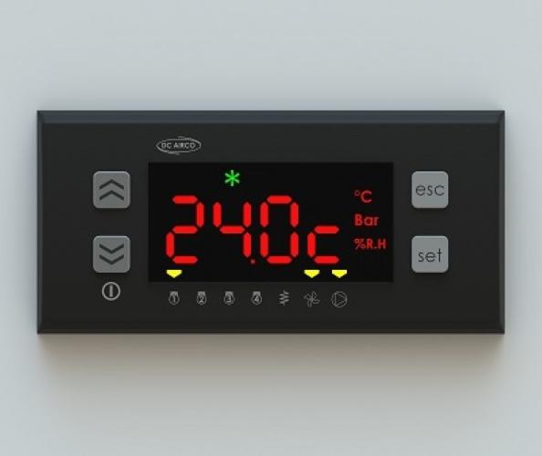 DC 9001 12V - 24V Rooftop Air Conditioner